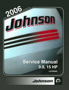 2006 SD Johnson 4 Stroke 9.9-15HP Outboards Service Manual