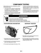 Sanyo by KitchenAid Undercounter Refrigeration Suite manual
